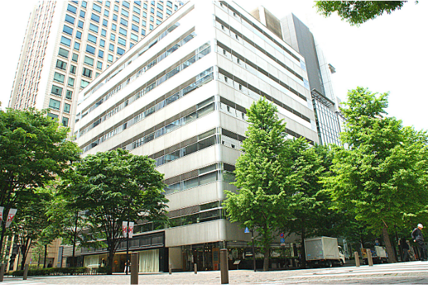事務所オフィス(蚕糸会館)